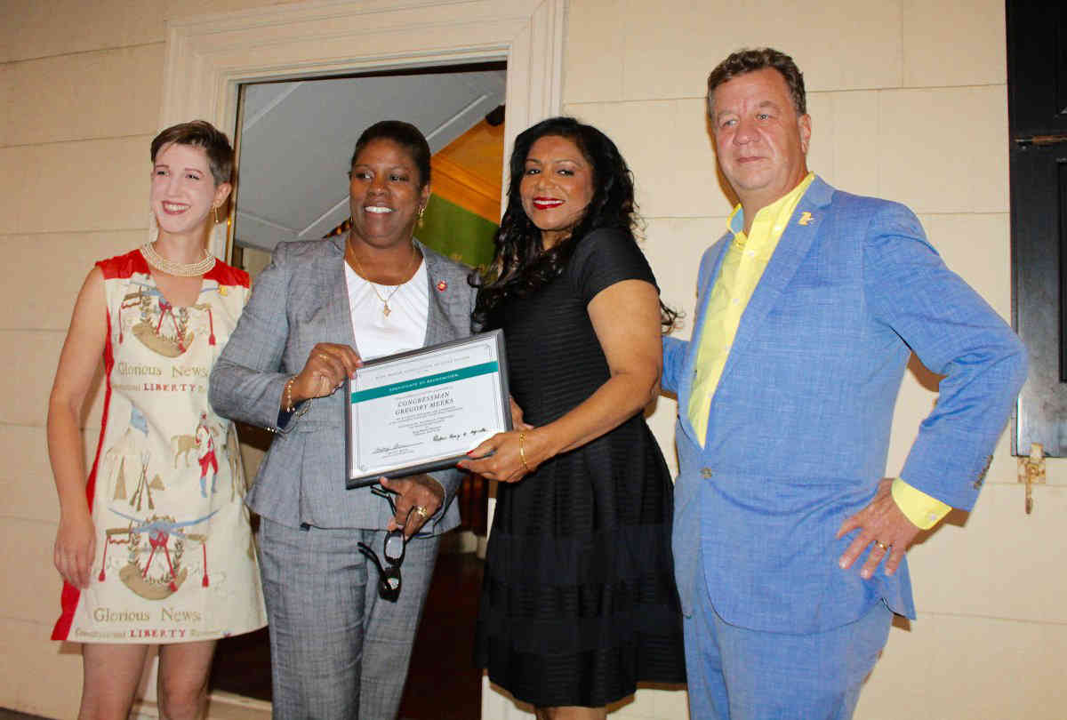 Guyanese-American, Andrea S. Ogle, Esq., Honored on Constitution Day and Citizenship Day